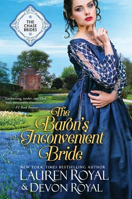 The Baron's Inconvenient Bride Cover Image