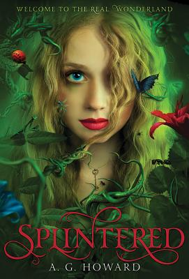 Splintered Cover Image