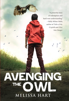 Cover for Avenging the Owl