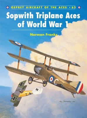 Sopwith Triplane Aces of World War 1 Cover