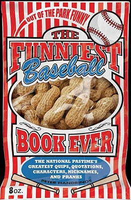 The Funniest Baseball Book Ever Cover