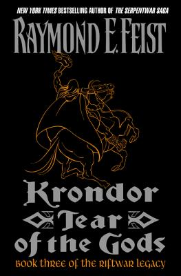 Krondor: Tear of the Gods Cover Image