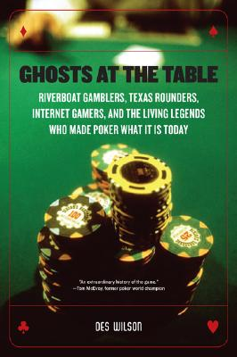 Ghosts at the Table Cover