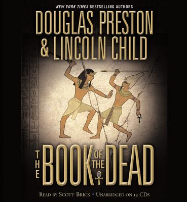 The Book of the Dead (Agent Pendergast Series) Cover Image