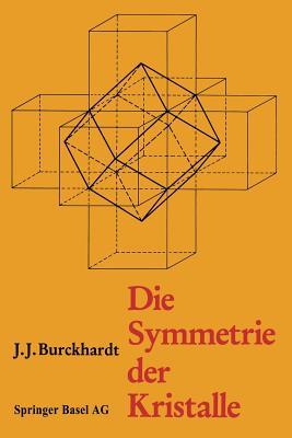 Cover for Die Symmetrie Der Kristalle