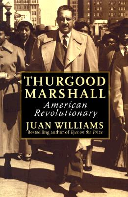 Thurgood Marshall: Cover
