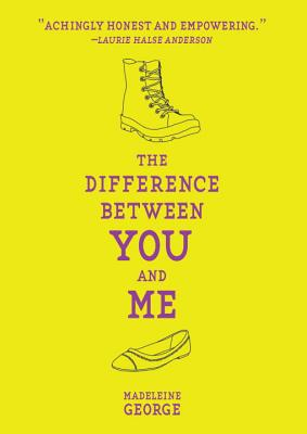 The Difference Between You and Me Cover Image