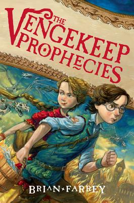 The Vengekeep Prophecies Cover