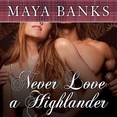 Never Love a Highlander (McCabe #3) Cover Image