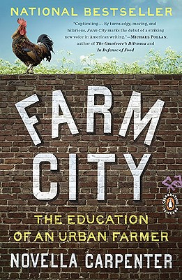 Farm City: The Education of an Urban Farmer Cover Image