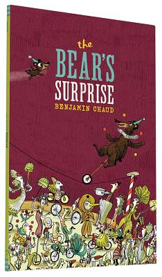 The Bear's Surprise Cover Image