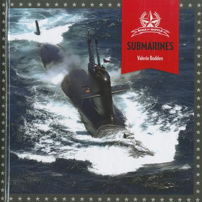 Submarines (Built for Battle) Cover Image