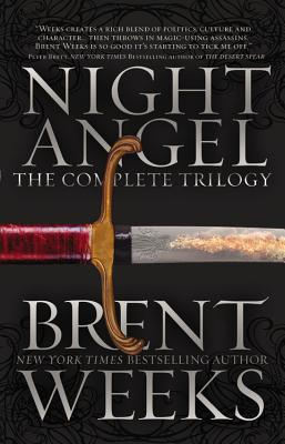 Night Angel: The Complete Trilogy Cover Image