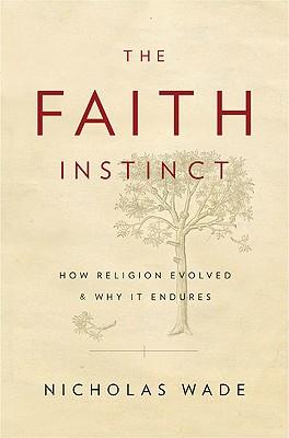 The Faith Instinct Cover
