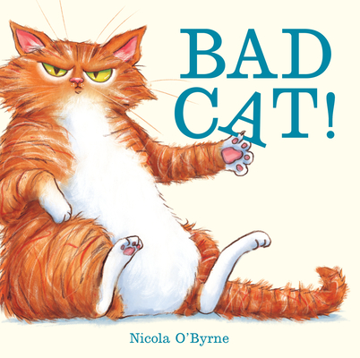 Bad Cat! Cover Image