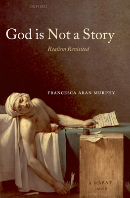 Cover for God Is Not a Story