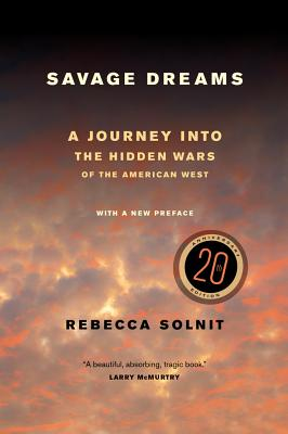 Savage Dreams Cover