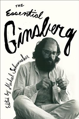 The Essential Ginsberg Cover Image