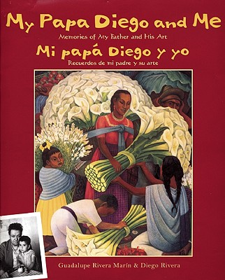 My Papa Diego and Me/Mi Papa Diego y Yo Cover