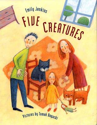 Five Creatures Cover
