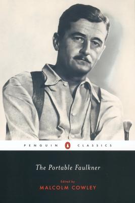 The Portable Faulkner Cover