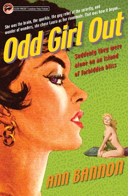Odd Girl Out Cover Image