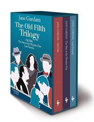 Jane Gardam's Old Filth Trilogy Boxed Set Cover Image