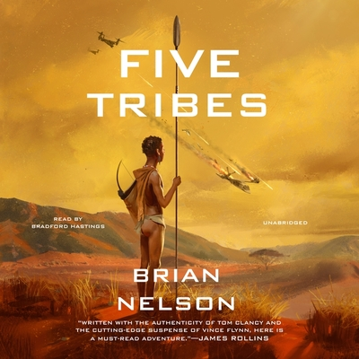 Cover for Five Tribes