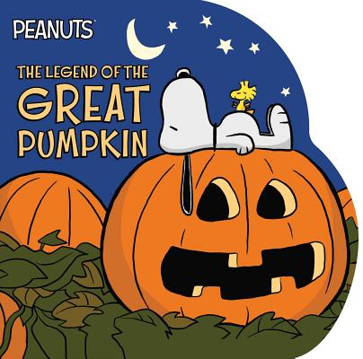 The Legend of the Great Pumpkin (Peanuts) Cover Image