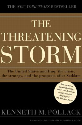 The Threatening Storm Cover