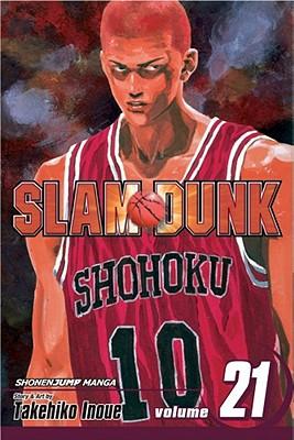 Slam Dunk, Vol. 21 Cover Image