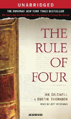 The Rule of Four Cover