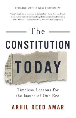 Cover for The Constitution Today