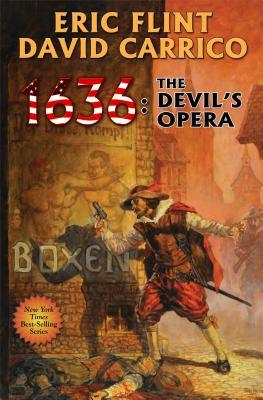 1636: The Devil's Opera Cover Image