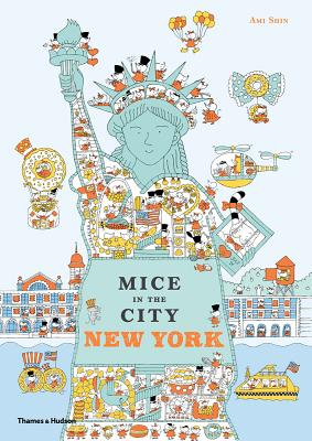 Mice in the City: New York Cover Image