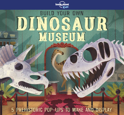 Build Your Own Dinosaur Museum 1 Cover Image