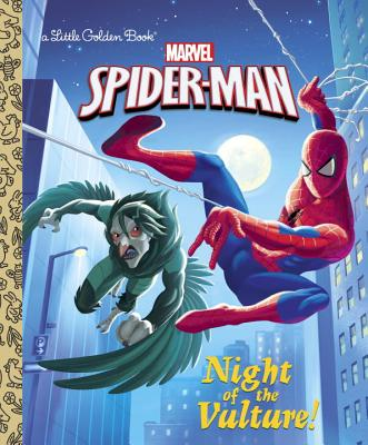 Marvel Spiderman: Night of the Vulture!