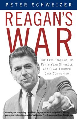 Reagan's War Cover