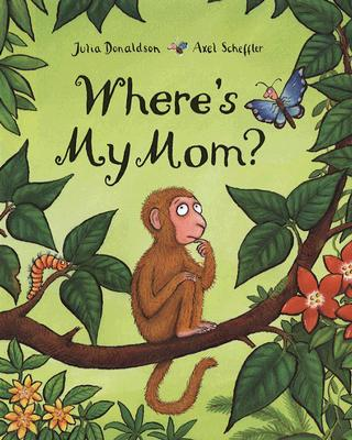 Where's My Mom? Cover