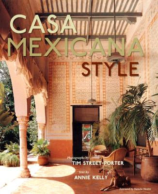 Casa Mexicana Style Cover Image