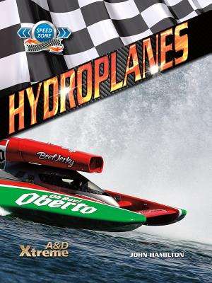Hydroplanes (Speed Zone) Cover Image