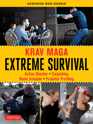 Cover for Krav Maga Extreme Survival