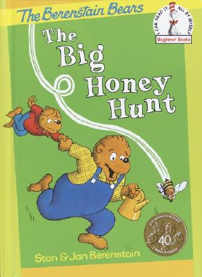 The Big Honey Hunt Cover Image