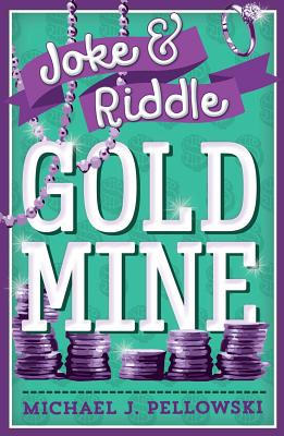 Joke & Riddle Gold Mine Cover Image