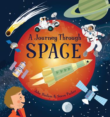 A Journey Through Space Cover Image