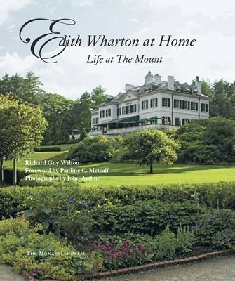 Edith Wharton at Home Cover