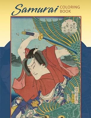Samurai Color Bk Cover Image