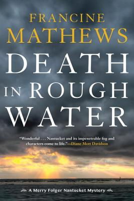 Death in Rough Water Cover