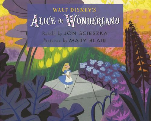 Walt Disney's Alice in Wonderland Cover