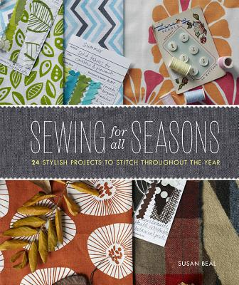 Sewing for All Seasons Cover